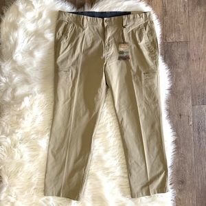 ClearWater Outfitters Khaki Cargo Pants 42x32